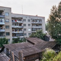 Paneláky v Mižgurje (Mart Eslem)