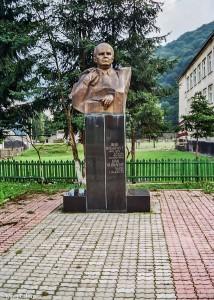 Památník Ivana Olbrachta v Koločavě (Mart Eslem)