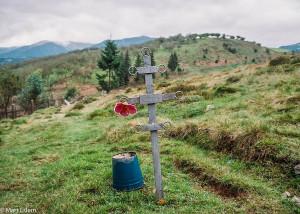 Návrat k hrobu legendárního zbojníka Nikoly Šuhaje (Mart Eslem)