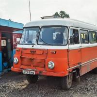 Robur - karpatský off-road (Mart Eslem)