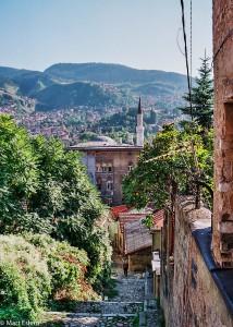 Sarajevo má nádhernou polohu (Mart Eslem)
