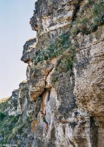 Akrobacie na skále (Mart Eslem)