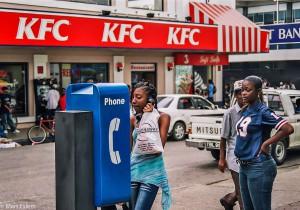 Port of Spain je příjemné moderní město (Mart Eslem)