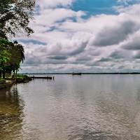Zpět u stejné řeky Surinam (Mart Eslem)