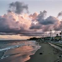 Přístav Scarborough na ostrově Tobago (Mart Eslem)