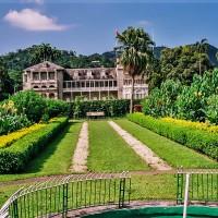 Prezidentský palác v Port of Spain (Mart Eslem)
