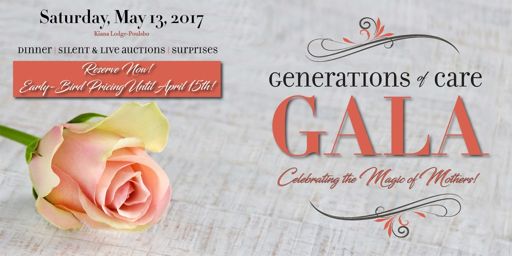 "Martha & Mary to Celebrate ""Magic of Mothers"" at 2017 Generations of Care Gala"