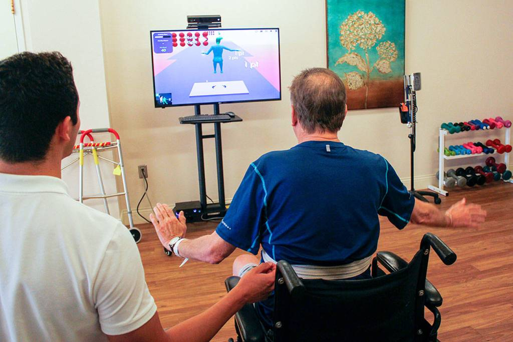 Video games are helping improve quality of rehabilitation