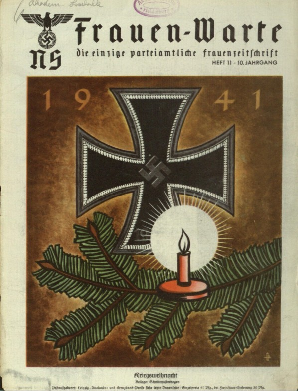 The Scary Nazi Magazine That Mixed Fashion With Fascism
