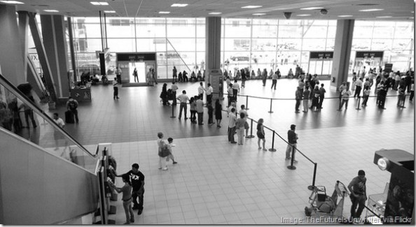 Jorge Chavez International Airport, Lima Peru