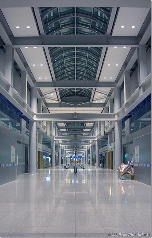 Seoul Incheon International Airport, Seoul South Korea