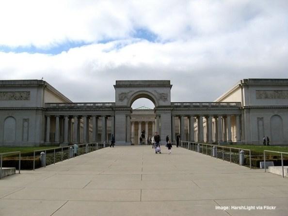 Legion of Honor Museum California
