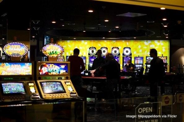 Schipol airport casino