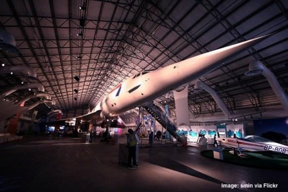 Barbados Concorde Experience Museum