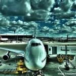 plane-at-London-Heathrow-airport