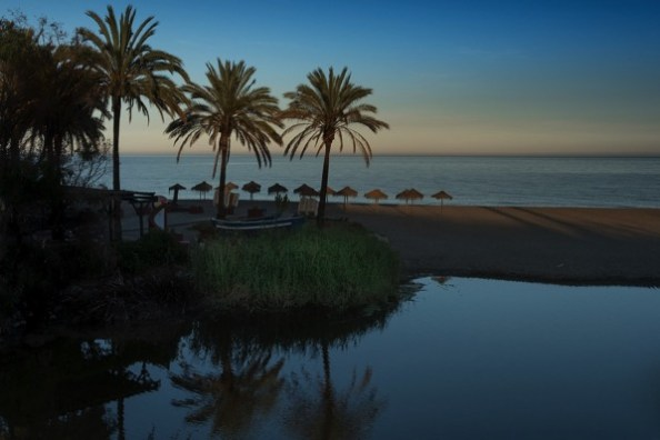 Sunset marbella spain 2441644 1280