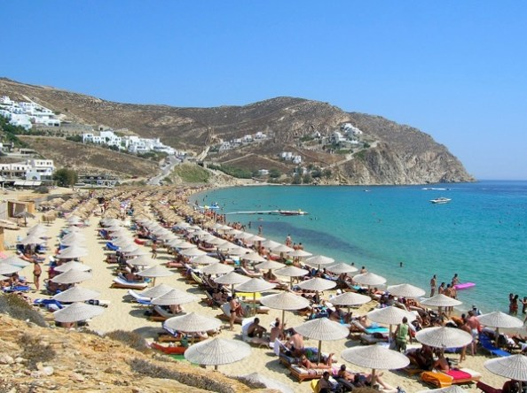 Elias beach mykonos greece613437 1280