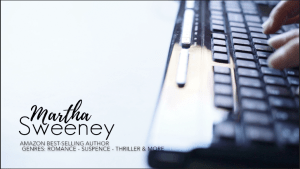 amazon best selling author martha sweeney