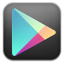 google-play-black-icon