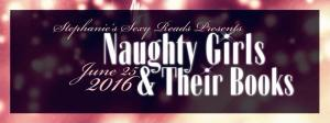Naughty Girls & Their Books 2016