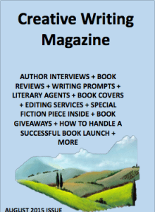 Creative Writing Magazine featuring Author Martha Sweeney
