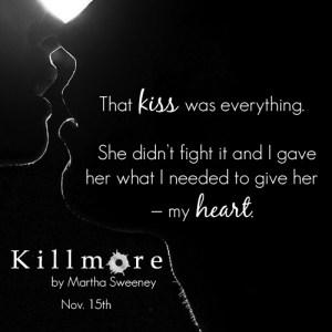 Killmore by Martha Sweeney Amazon Best Selling Author