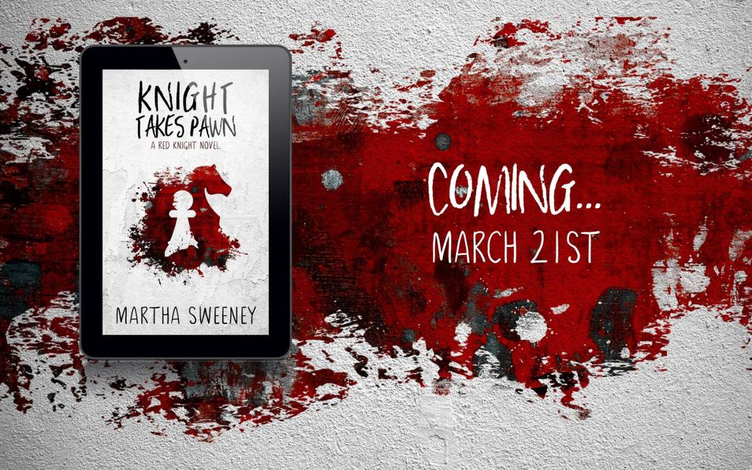Knight Takes Pawn Cover Reveal