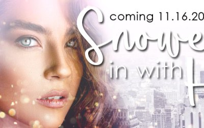 COVER REVEAL + ARC SignUp : Snowed In With Him