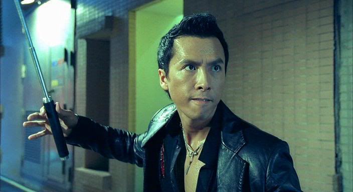 Donnie Yen in Killzone (aka SPL)