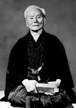 Gichin Funakoshi - Fondatore del Karate Shotokan