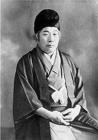 Onisaburo Deguchi guida spirituale di Morihei Ueshiba