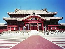 castello di Shuri - cronologia karate