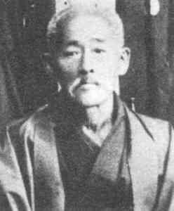 Kanryo Higaonna fondatore del Naha-te