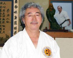 Meitatsu Yagi - cronologia karate
