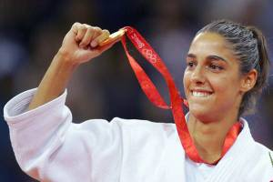 Giulia Quintavalle - cronologia judo