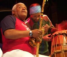 Mestre Canela - origini della capoeira