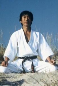 Murakami Tetsuji - karate timeline