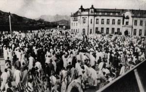 Protesta Coreana