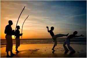 Capoeira Sfondo