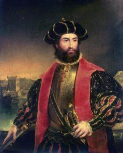 Pedro Alvares Cabral (1467-1520)