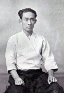 Kisshomaru Ueshiba (1921-1999)