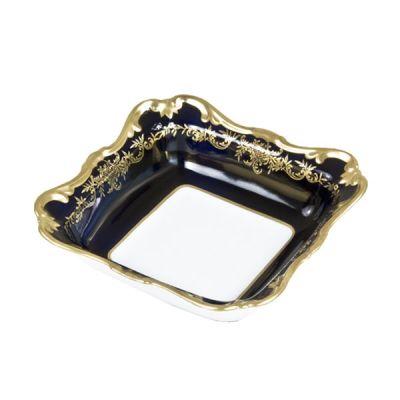 regalistica-linea-caterina-centrotavola-quadrato-blu-cobalto-26-martica
