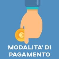 modalità di pagamento icona