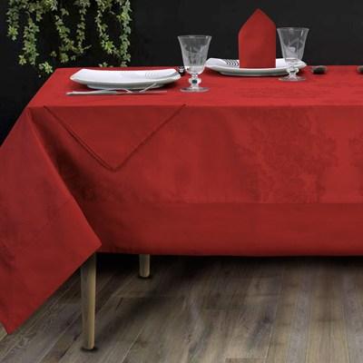 Servizio tavola fiandra rosso