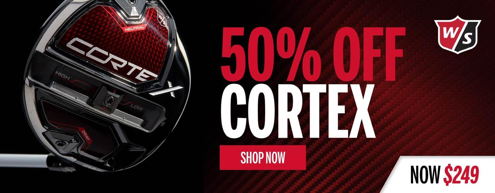 50% Off Cortex