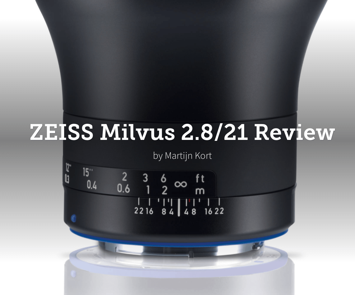 Milvus 21mm review