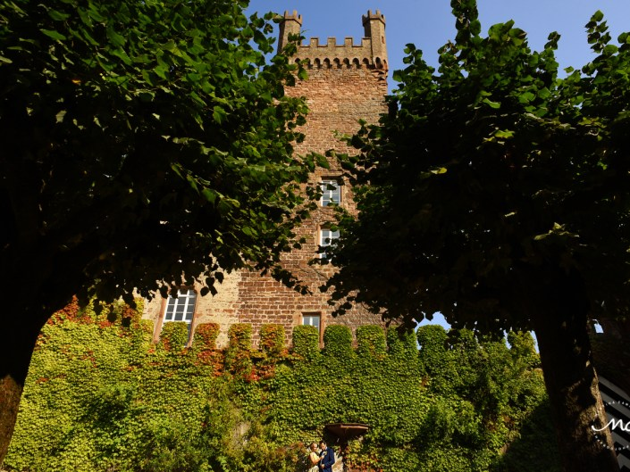 Intimate Wedding at Heidelberg Castle in Germany. Martina Campolo Photography