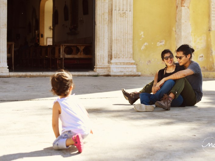 Engagement Session in Merida, Yucatan, Mexico by Martina Campolo Photography