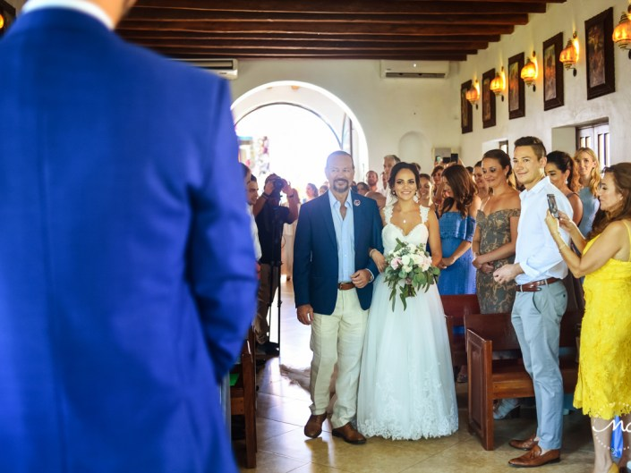Playa del Carmen Destination Wedding in Mexico by Martina Campolo Photography