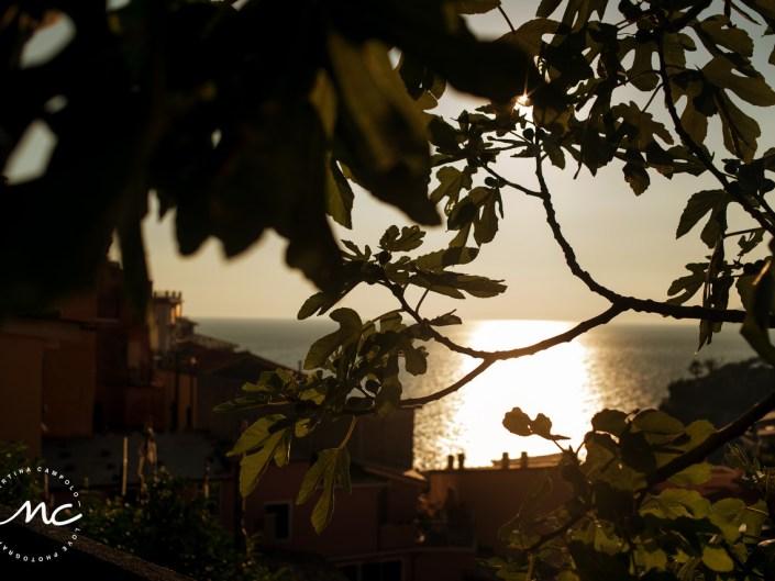 Cinque Terre Sunsets. Martina Campolo Italian Wedding Photographer